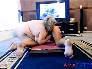 Mature couple amateur homemade