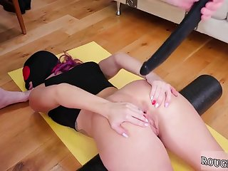 Punish creampie hd first time Ass-Slave Yoga