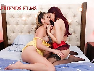 GirlfriendsFilms - Shy Teens' First Time With A Woman