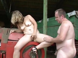 The farmer is looking for a wife
