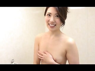 Asian office lady fucked hard by male folks at different places