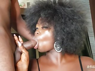 Real African BBW from Cameroon