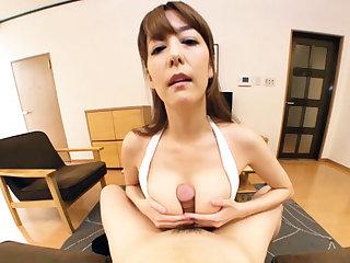 Akari Asagiri in Married Woman With Big Tits - JVRPorn