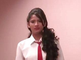 Indian teacher seduces his student