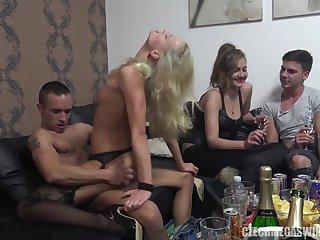 Group Fucking Fuck At Home