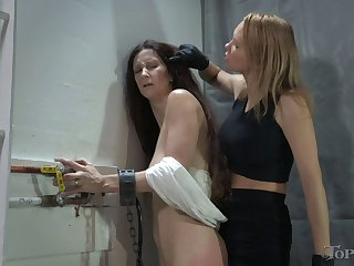 Amateur torture session with mature Paintoy Emma and Rain DeGrey